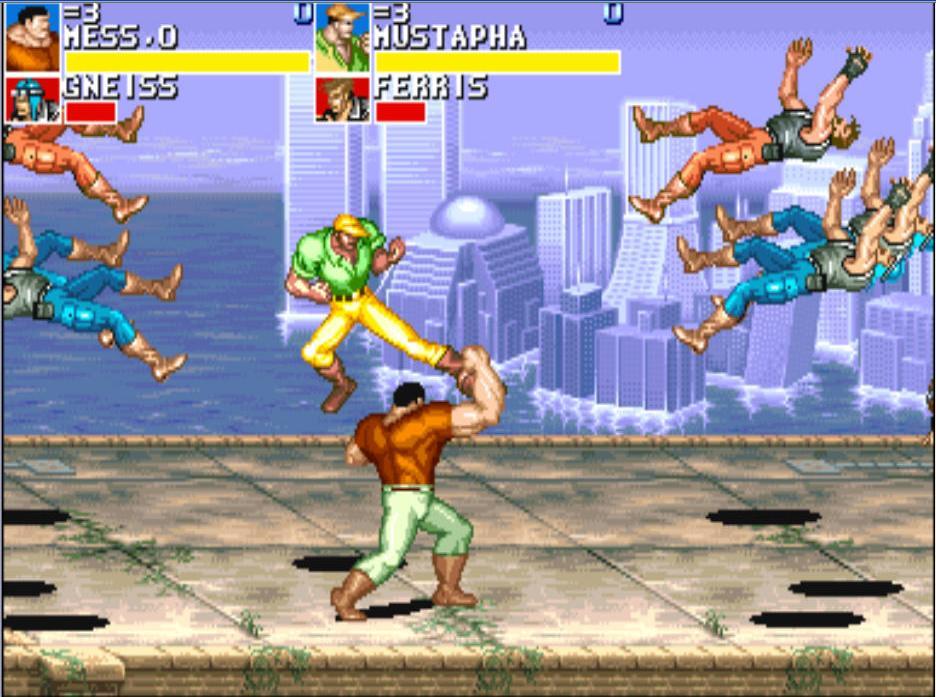 [ Sondage ] Votez pour Double Dragon / Final Fight / Street Of Rage - Page 2 Download