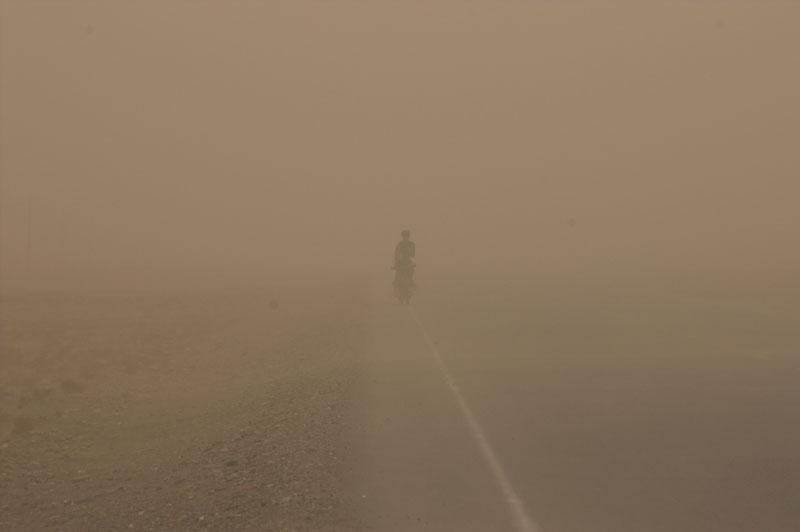 모래 바람