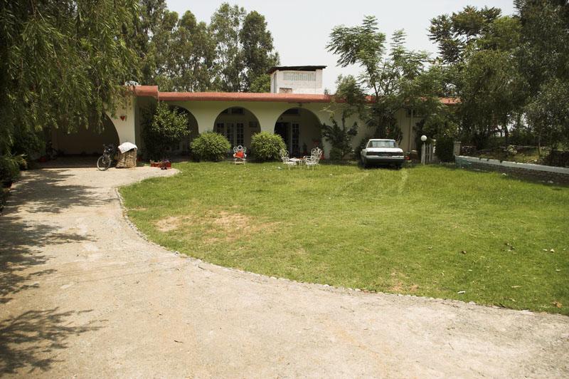라시드네 집.