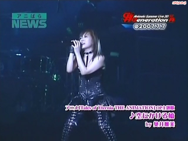Animelo2007 - Okui Masami