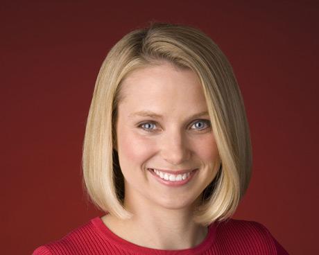 Marissa Mayer, Google VP