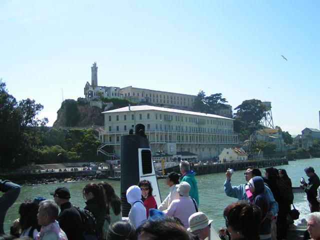 Alcatraz Island (East)
