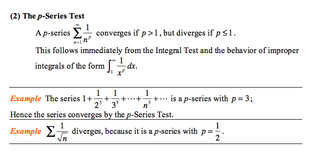 AP Calculus / AP Statistics / SAT I, II Math :: TESTS FOR
