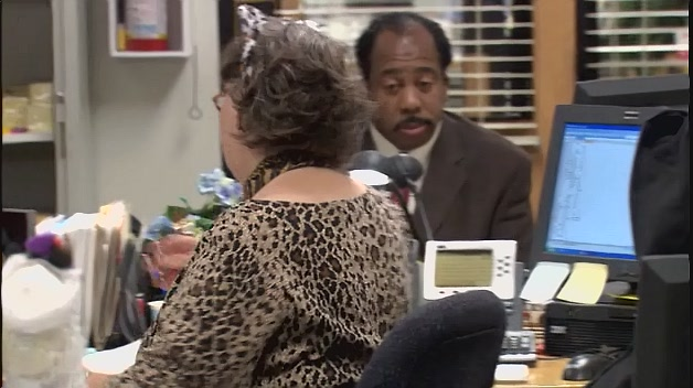 Stanley as Stanley