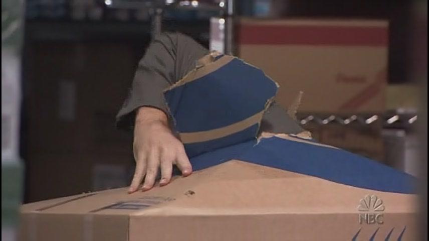 드와이트 in the BOX