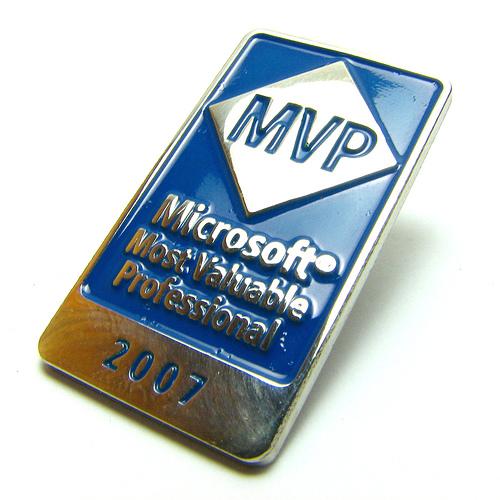 Microsoft MostValuableProfessional