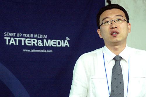 태터앤컴퍼니의 노정석 사장