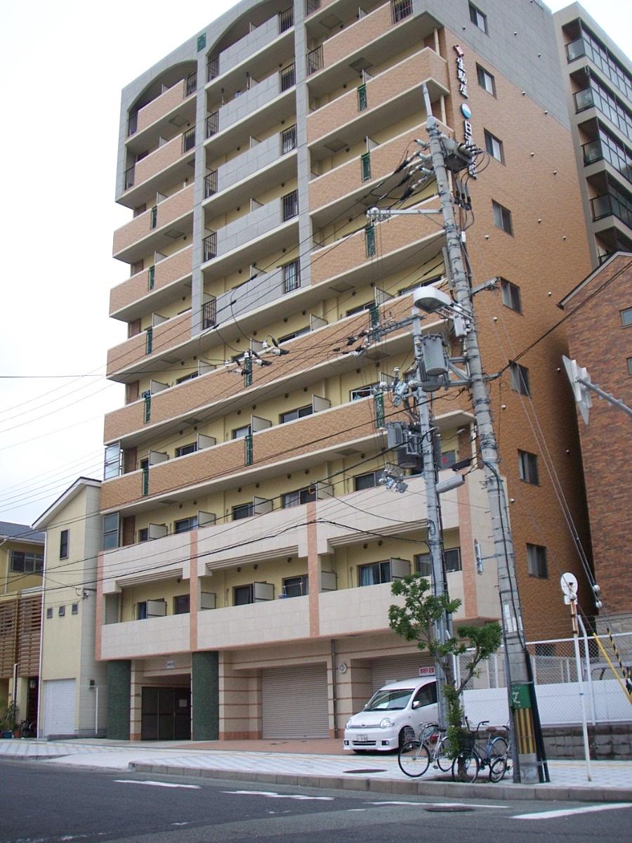 오사카 난바역 지하철 한 정거장 장단기임대 「임페리얼 다이코쿠Ⅱ 하우스텔(Imperial DaikokuⅡ Haustel) 」