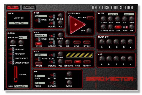 White Noise Zero Vector Vsti V1.1 Dc (7 Downloads) - Zedload