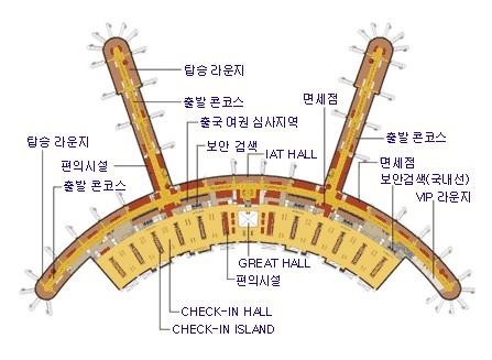 인천국제공항 3층