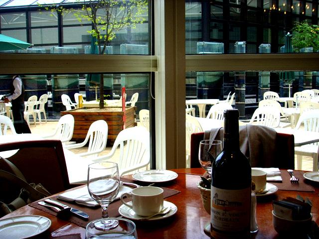 Cafe Blue Monaco Cafe