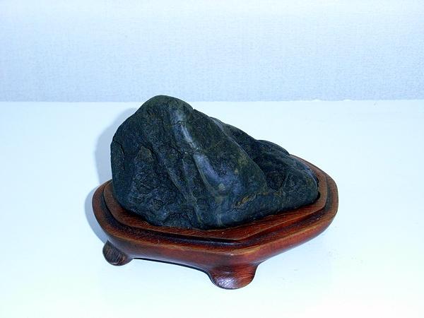 남한강 호수석